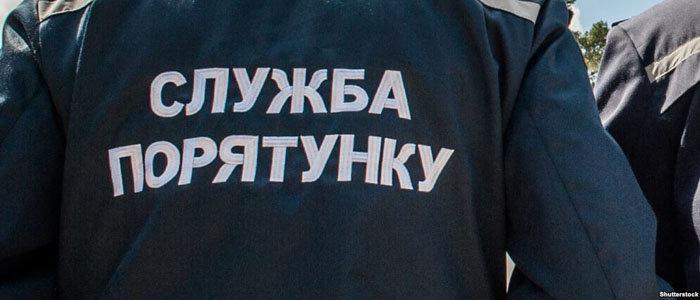 Пожар на Луганщине: Спасен мужчина