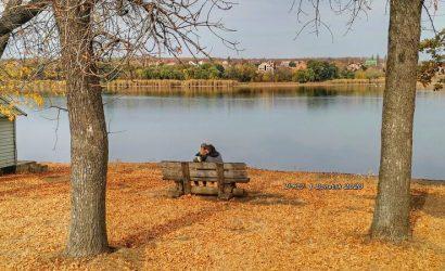 Отличное место для фото влюбленных: В Донецке показали пруды Кирша (Фото)