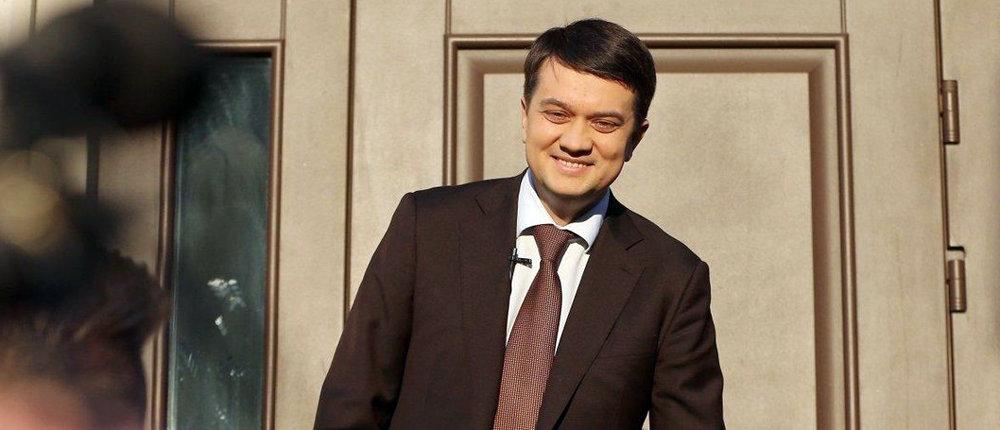 Разумков поддержал идею создания позиции вице-премьер-министра по вопросам оккупированных территорий