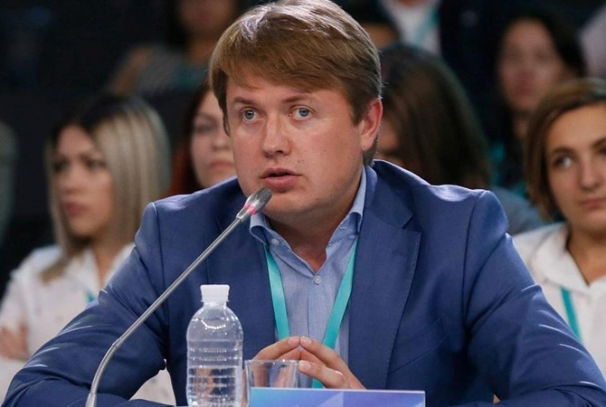 На Геруса подали заявление в СБУ за импорт электроэнергии из РФ