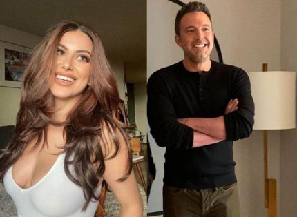 Бен Аффлек пытается строить отношения с блогершей Nivine Jay