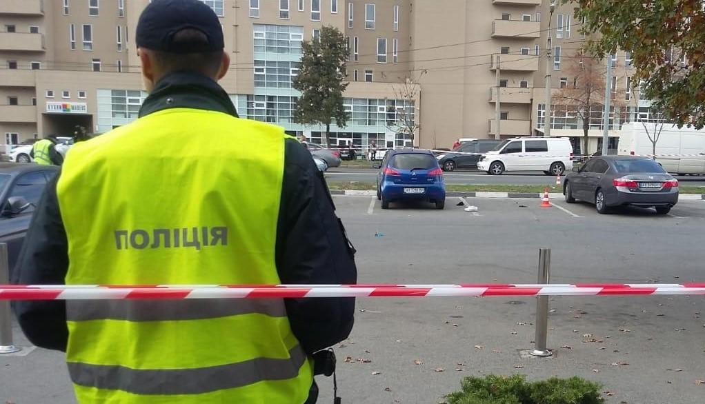 Стрельба в Харькове: у погибшего нашли арсенал оружия