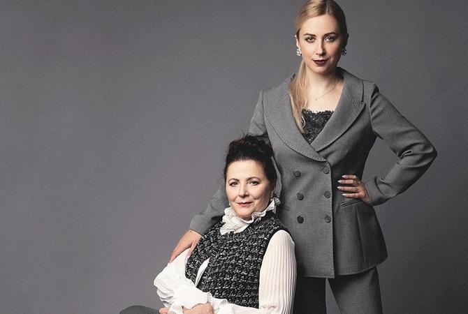 Нина и Тоня Матвиенко рассказали об отношениях с мужчинами и семейных секретах красоты