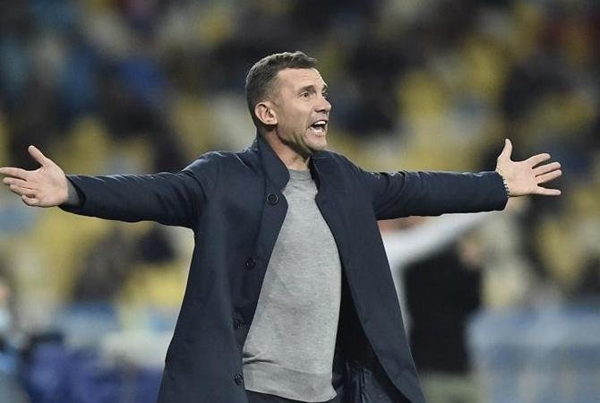 Андрей Шевченко назвал игру с Нидерландами интересной, а Ярмоленко — тяжелой