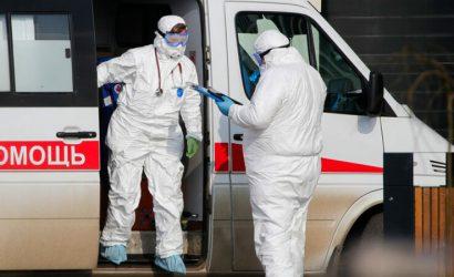 В «ДНР» за сутки умерли 24 больных COVID-19