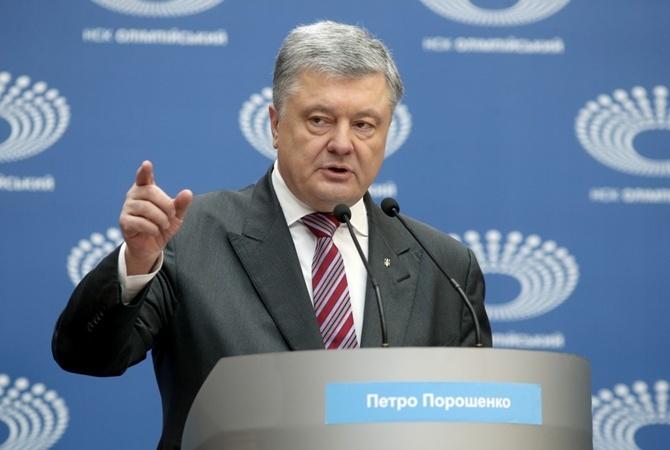 Порошенко объяснил, почему не ввел санкции против Медведчука и любезничал с Путиным