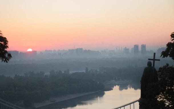 Минэкологии: загрязнение воздуха в Украине в пределах нормы