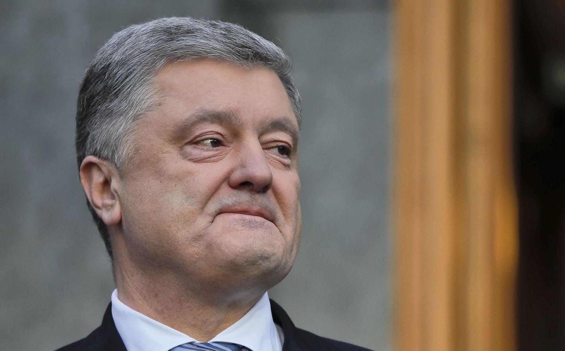 Порошенко отказался выступать на Майдане