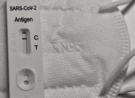 Экспресс-тесты на КПВВ: Медик сообщила, через сколько часов отменяется самоизоляция