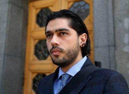 Против Гео Лероса возбудили уголовное дело