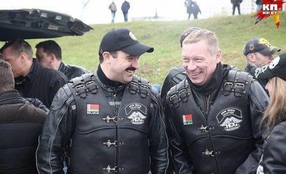 Сын Лукашенко: Митинги прошли, нам было нестрашно