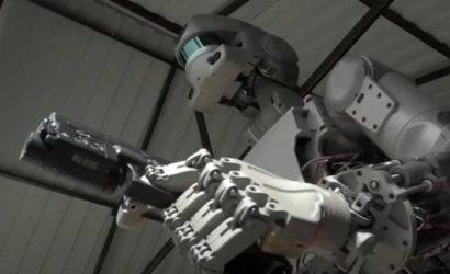 Боевые роботы становятся реальностью