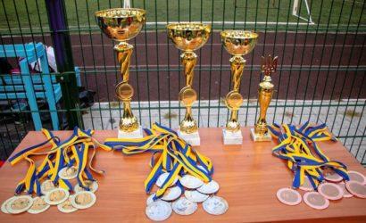 Факт. У Дніпрі відбувся Кубок міського голови з міні-футболу серед структур мерії
