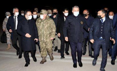 Владимир Зеленский выразил соболезнования в связи с крушением военного вертолета в Турции