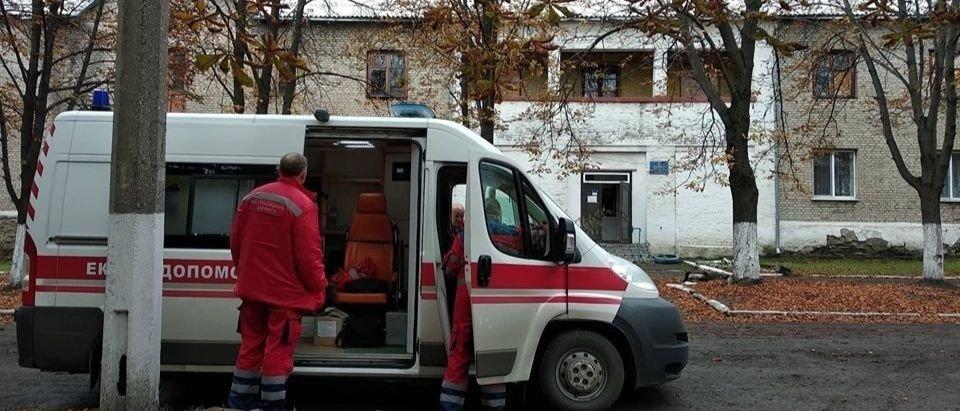В Золотом заработал пункт базирования бригад «скорой» помощи