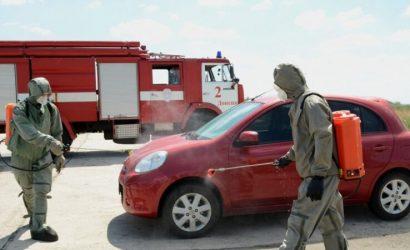 «ДНР» пропустила через КПП «Еленовка» больше 100 человек