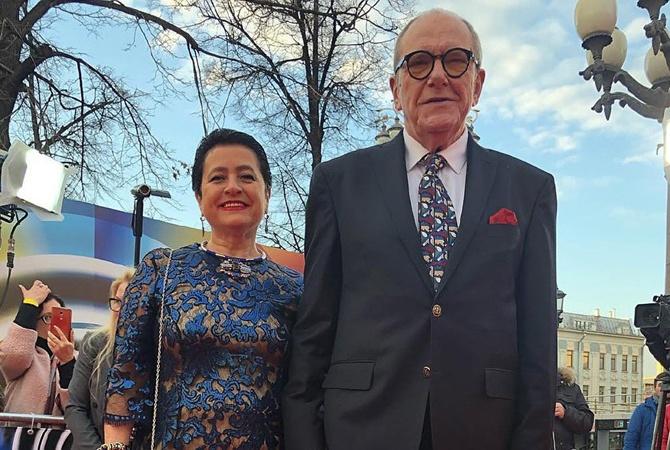 Эммануил Виторган готов стать отцом в 80 лет: «Сдаваться не собираюсь!»