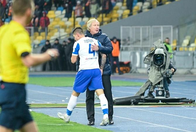 Михайличенко: «Получилась игра, достойная финала. Интрига была достаточно сильна»