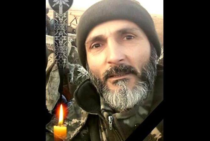Под обстрелом на Донбассе погиб старший солдат Давид Шартава