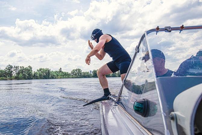 С начала года в Украине утонули 859 человек