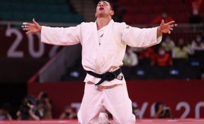 Грузия взяла первое золото на Олимпиаде в Токио