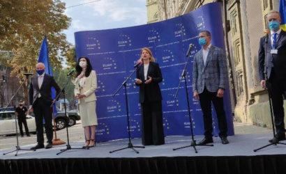 На Донбассе заработало представительство Европейского Союза (Фото)