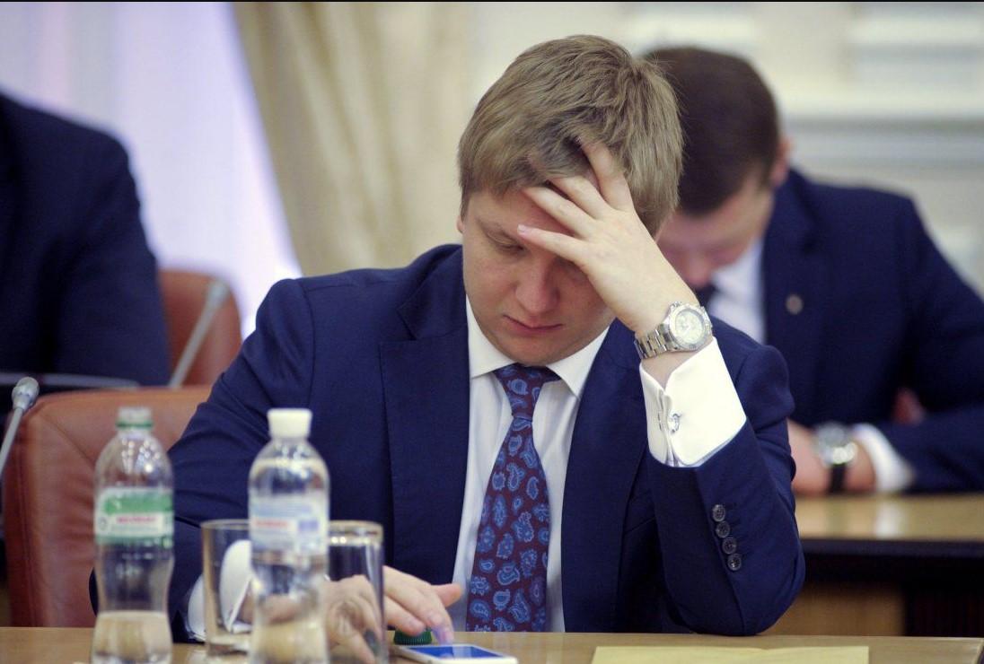 Коболев: мы не можем проиграть борьбу с Газпромом за европейских партнеров