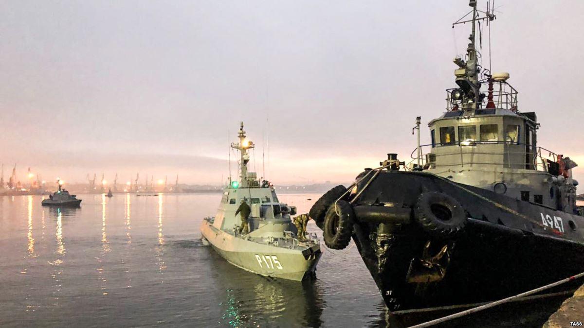 Вернувшиеся в Украину корабли отправят на экспертизу