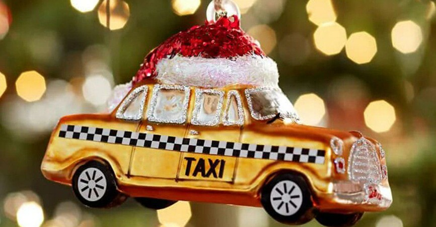 На два дня: Стоимость «новогоднего» такси в Донецке вырастет вдвое