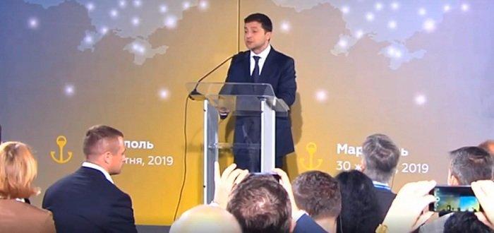 Всех называют «сепарами»: Зеленский раскритиковал отношение к жителям Донбасса