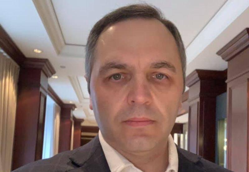 Портнов попросил Рябошапку встретиться со вдовой погибшего от рук Стерненко