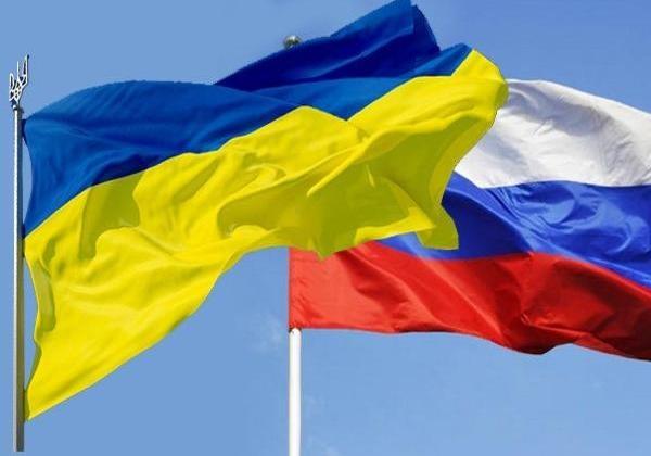 Английская газета перепутала флаги Украины и России