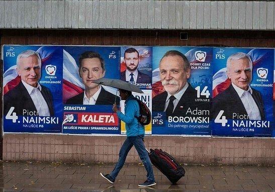 Выборы в Польше: партия Качиньского получила монобольшинство