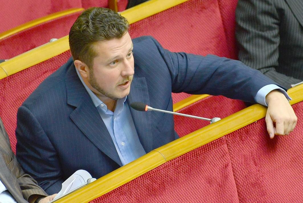 Нардеп Яценко заявил, что он – не шлюшка