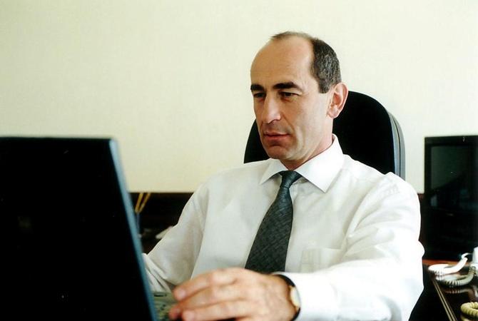 Подозреваемый в коррупции экс-президент Армении снова в больнице