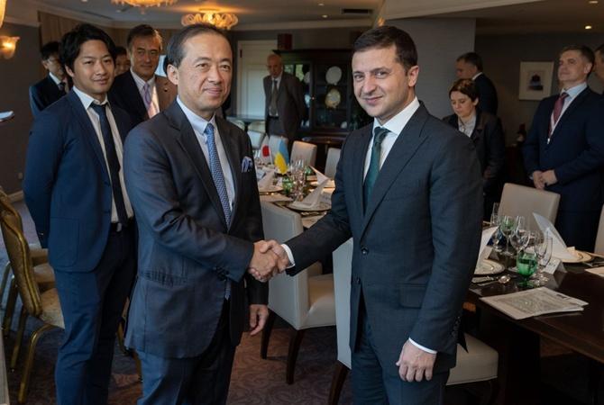 «Государство в смартфоне» заинтересовало японских бизнесменов