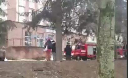 Пострадавший во время взрыва в больнице Черновцов получил около 75% ожогов тела