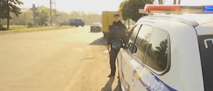 На дорогах Покровска стартовала спецоперация (Видео)