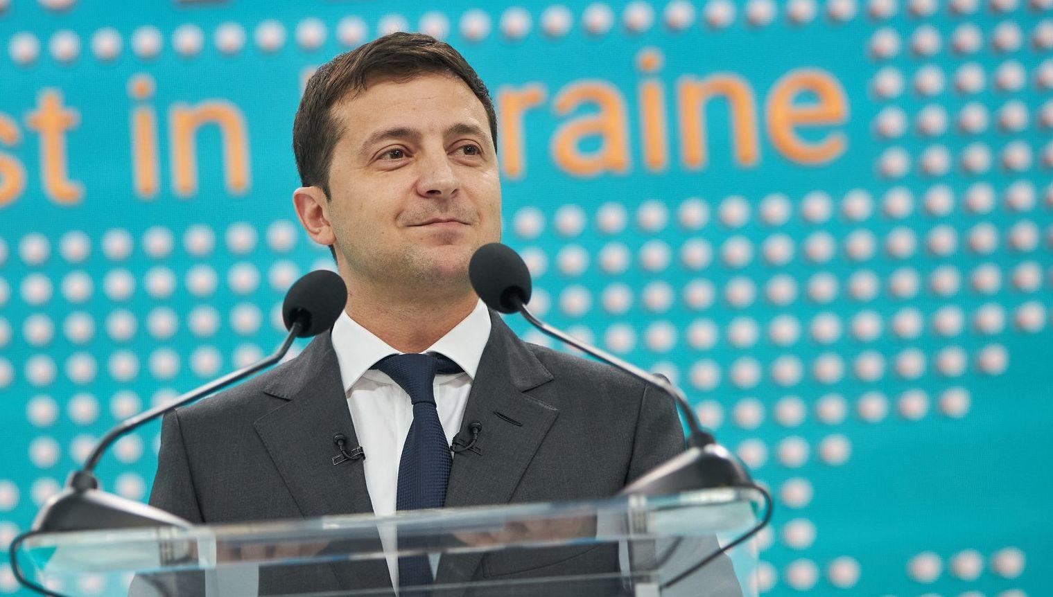 Зеленский подвел итоги форума в Мариуполе