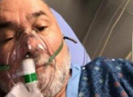 В США от COVID-19 умер антивакцинатор, который хвастался, что первым назвал коронавирус «обманом»