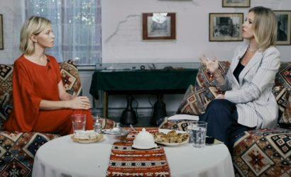 Собчак взяла интервью у Поклонской в Крыму: «У меня теперь могут быть проблемы со въездом в Украину»