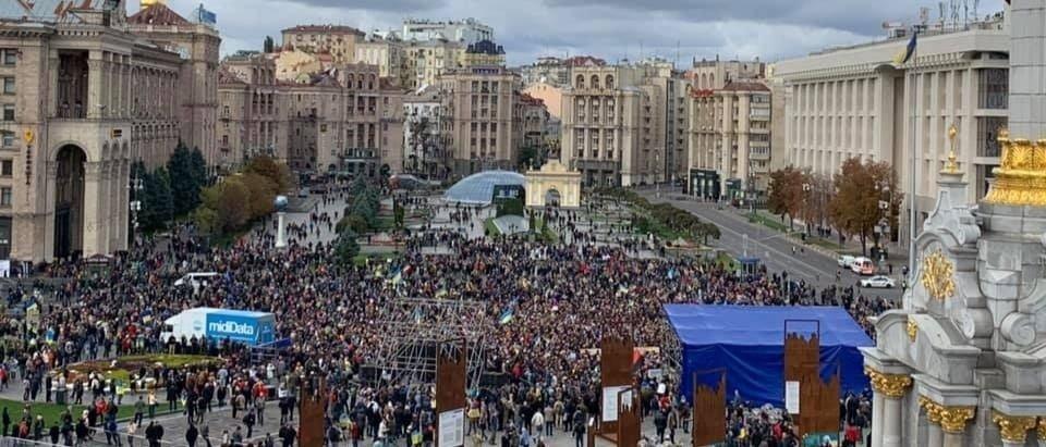Эксперт рассказал, в чем опасность акций «Нет капитуляции» в Украине