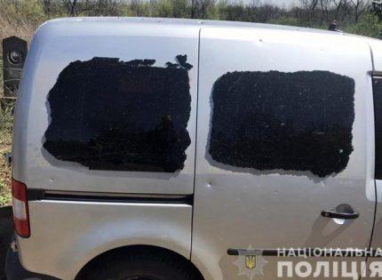 В Донецкой области на кладбище подорвался и умер мужчина