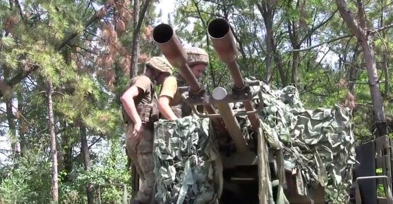 Зенитные ракетные войска ВСУ начали учения с боевой стрельбой