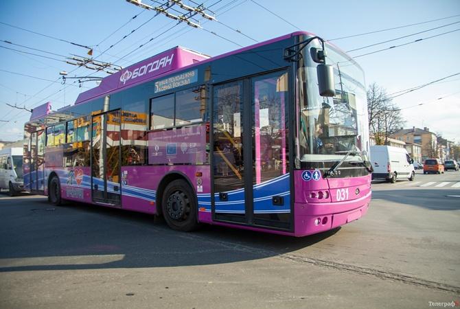 Офис Уполномоченного обязал власти Кременчуга отменить ограничение на бесплатный проезд с 10:00 до 15:00