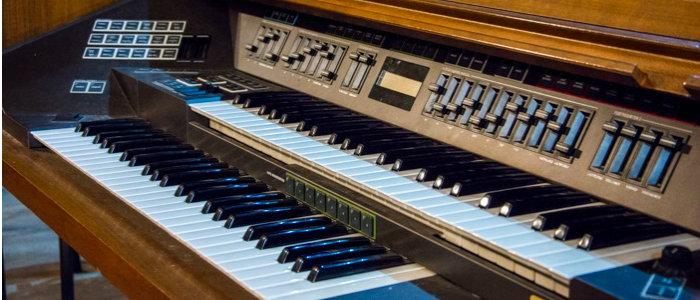 В филармонии Мариуполя появился уникальный духовой инструмент (Фото)
