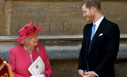 Королева, Кейт и Уильям выпустят свое телешоу накануне интервью Меган и Гарри