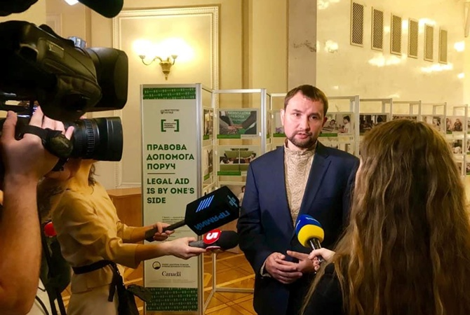 Гончаренко заявил, что депутатство Вятровича оспорили в суде