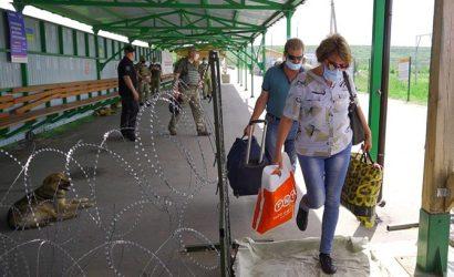 Жителям ОРДЛО отменили штрафы на границе: не всем и не навсегда
