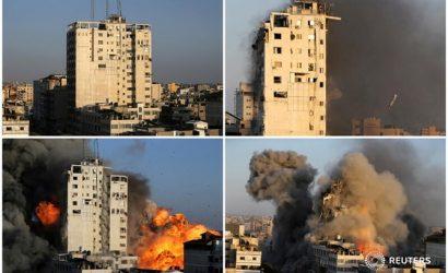 В Израиле военные заявили о гибели командира ХАМАСа, а палестинцы — пробили «железный купол»